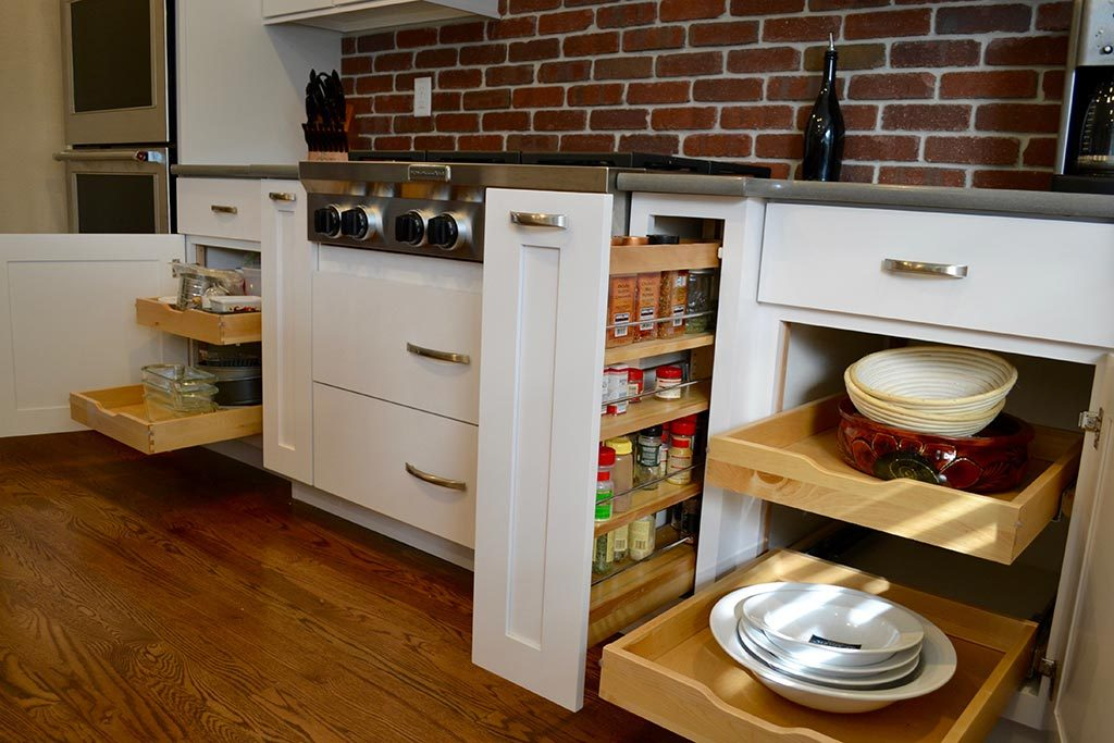 Lowes Kitchen Cabinet Pullouts